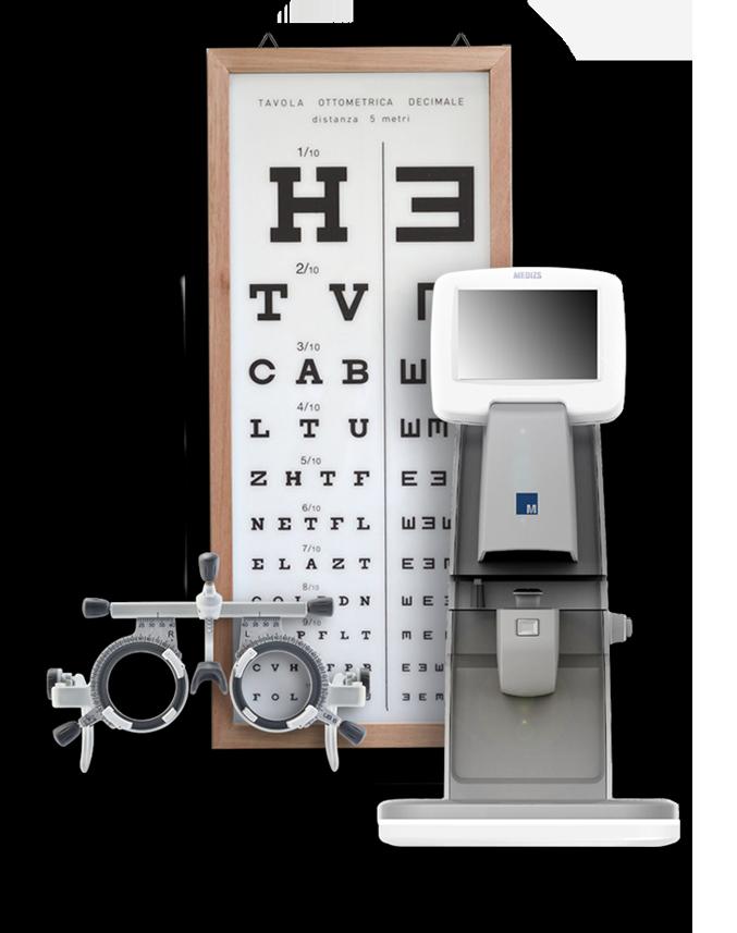 Laser miopia Trento